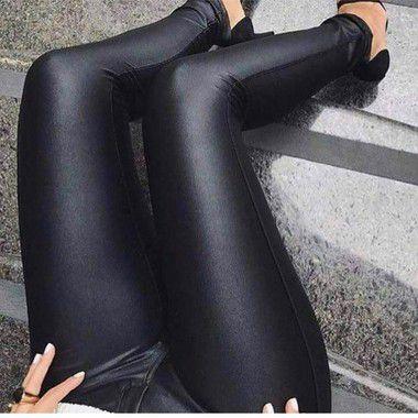 Calça Disco Hot Pant em Cirrê (Diversas cores)