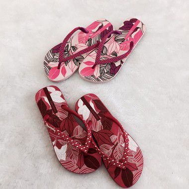 Chinelo Pink Teen Ipanema