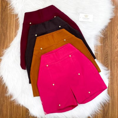 Shorts Perola Bengaline