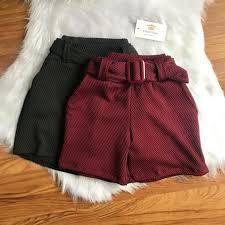 Shorts Katy Colmeia