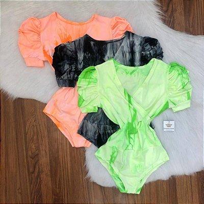 Body Tie Dye (Diversas Cores)
