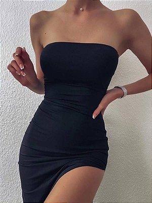 Vestido Fenda Suplex