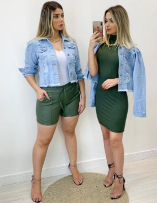 Jaqueta Jeans Iara