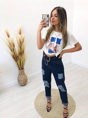 Calça Mom Jeans 3