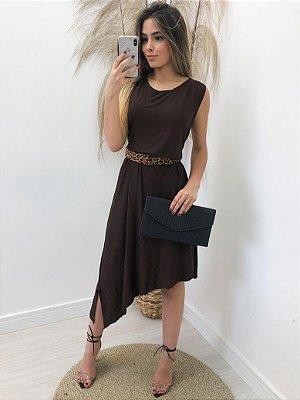 Vestido Viscomalha