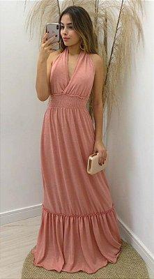 Vestido Longo Podrinha