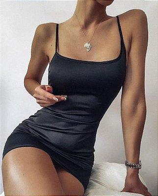 Vestido Cirrê
