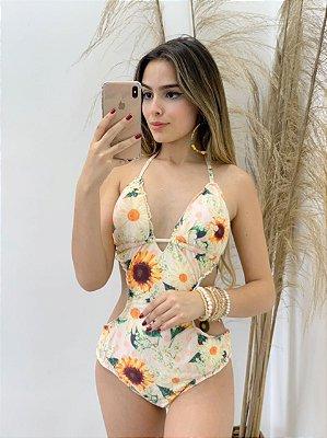 Body Maiô Poliamida