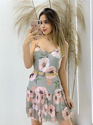 Vestido em Tule
