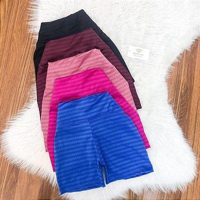 Shorts 3D (Diversas Cores)