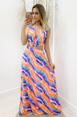 Vestido Poliamida
