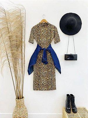 Vestido Midi Fenda