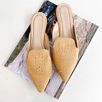 Sapato Mullet Pedraria