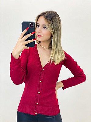 Blusa Tricot (Diversas Cores)