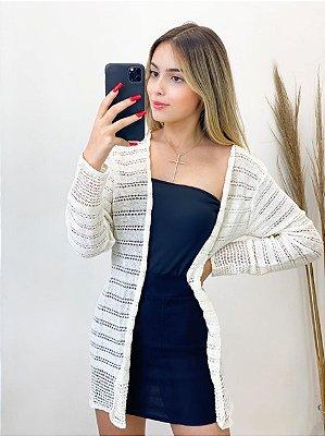 Kimono Tricot Veina