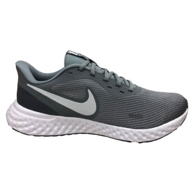 Tênis Masculino Nike Revolution 5 - BQ3204-005 - Cinza