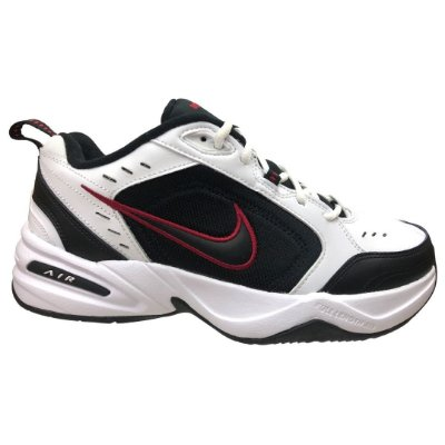 Tênis Masculino Nike Air Monarch Iv - 415445-101 - Branco