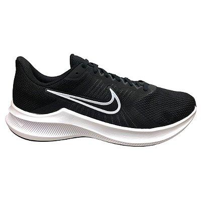 Tênis Masculino Nike Downshifter 11 - CW3411-006 - Preto