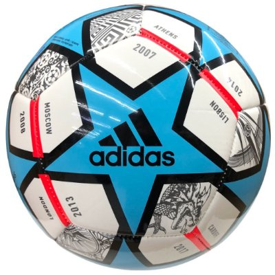 Bola Oficial Adidas Campo Finale Clb Champions League - GK3474