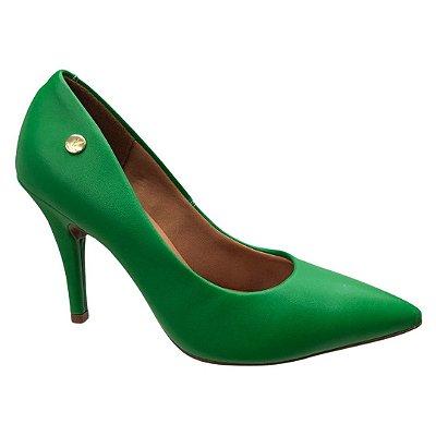 Sapato Feminino Vizzano Scarpin Pelica - 1184.1101 - Verde