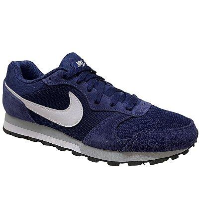 Tênis Masculino Nike Md Runner 2 - 749794-410 - Azul
