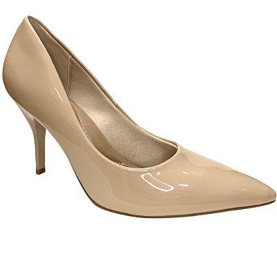 Sapato Feminino Beira Rio Scarpin - 4122.1100 - Vz Bege