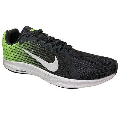 Tênis Masculino Nike Downshifter 8 - 908984-013 - Cinza-Verde