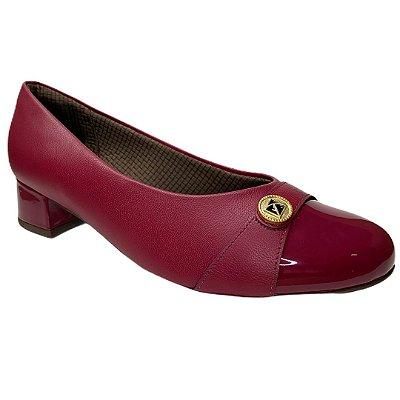 Sapato Feminino Piccadilly Scarpin - 141106-8 - Rubi-Vnz