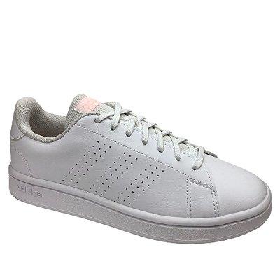 Tênis Feminino Adidas Advantage Base Casual - EE7510 - Branco
