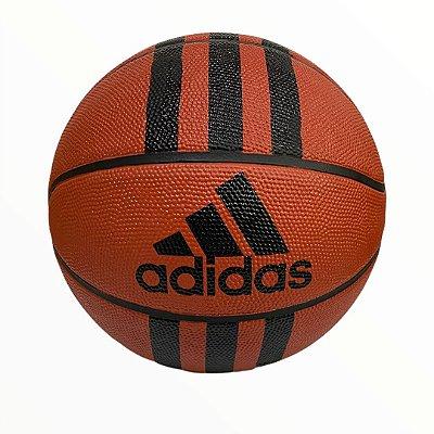 Bola Basquete Adidas Juvenil 3 Stripe D 29.5 - 218977