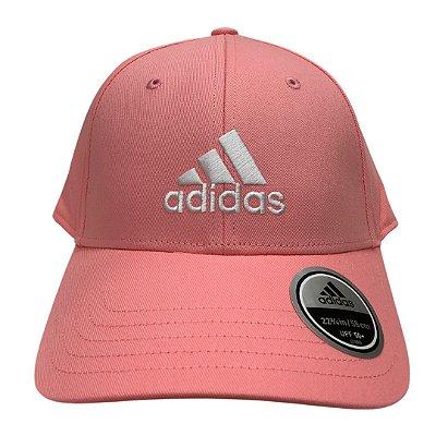 Boné Unissex Adidas Bball Cap Cot - FK0893 - Rosa