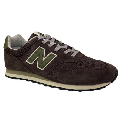 Tênis Masculino New Balance Lifestyle - ML373RB2 - Café