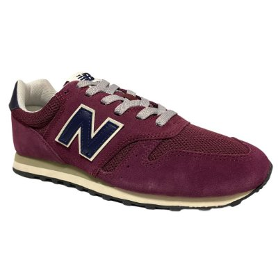 Tênis Masculino New Balance Lifestyle - ML373RC2 - Vinho