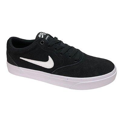 Tênis Masculino Nike Sb Charge Suede - CT3463-001 - Preto