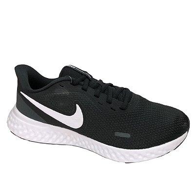Tênis Feminino Nike Revolution 5 - BQ3207-002 - Preto