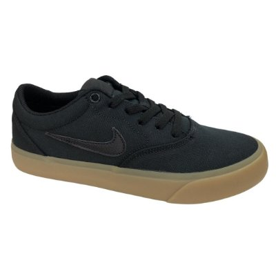 Tênis Masculino Nike Sb Charge Cnvs - CD6279-004 - Preto
