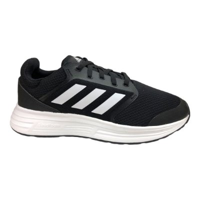 Tênis Masculino Adidas Galaxy 5 Course A Pied - FW5717 - Preto