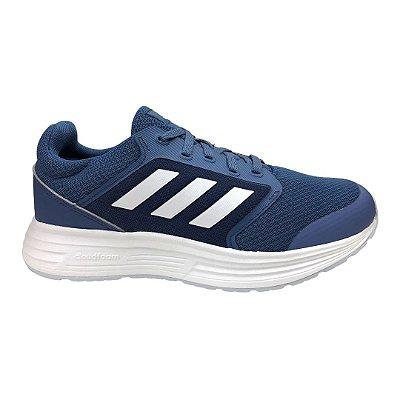 Tênis Feminino Adidas Galaxy 5  Course A Pied - FY6741 - Azul
