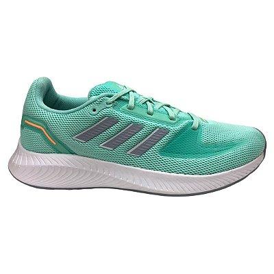 Tênis Feminino Adidas Course A Pied Runfalcon 2.0 - FY9625 - Verde