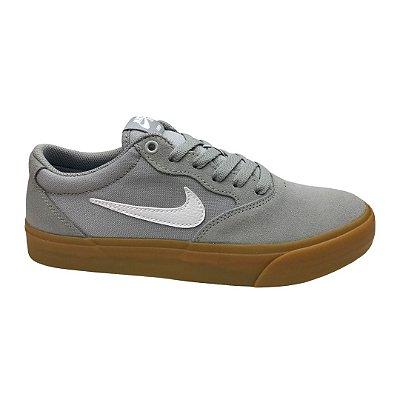 Tênis Masculino Nike Sb Chron Slr - CD6278-015 - Cinza