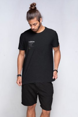 Camiseta Cultive Flamê