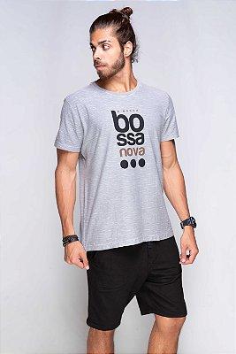 Camiseta Azor Bossa Nova Flamê