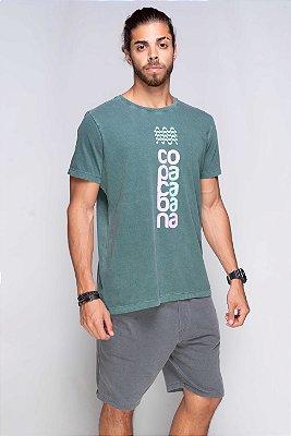 Camiseta Azor Copacabana Estonada