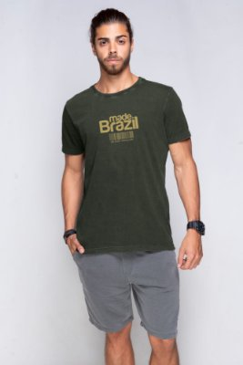 Camiseta Azor Made in Brazil Estonada