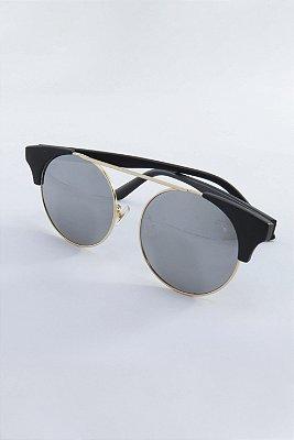 Óculos de Sol Masculino Azor Wrap-Around AZ192