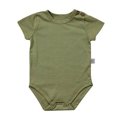 Body curto verde