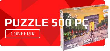 Quebra Cabeça 500 Peças - Paisagem