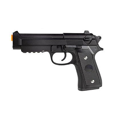Pistola Airsoft VIGOR PT92 V22 Mola 6MM METAL