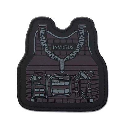 Patch Invictus Armor Emborrchado