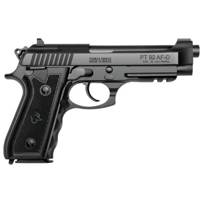 Pistola Taurus 9mm 92 AF-D 17+1 tiros preta
